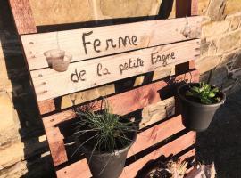 Ferme de la Petite Fagne, family hotel in Spa
