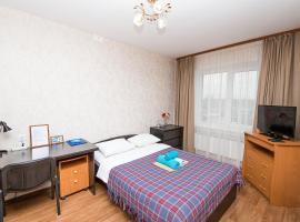 Apartment on Titova 240, hotel near Novosibirsk Expo Centre, Novosibirsk