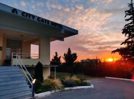 City Gate Hotel Airport Thessaloniki, hotel em Tessalônica