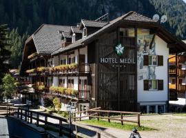 Hotel Medil, отель в Кампителло-ди-Фасса