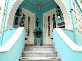 Porto das Palmeiras Hostel, hostel in Salvador