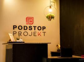 PodStop Projekt, hotel in New Delhi