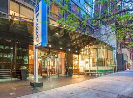 Club Wyndham Midtown 45, hotel near United Nations Headquarters, New York