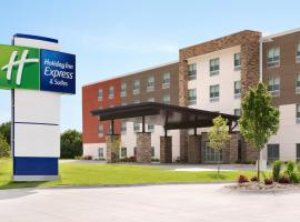 Holiday Inn Express & Suites - Savannah W - Chatham Parkway, an IHG hotel, hotel in Savannah
