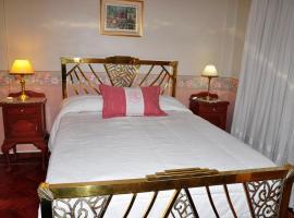 Hotel los Reyes, hotel in Salta