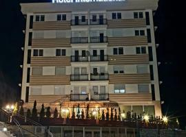 HOTEL INTERNATIONAL, hotel in Ohrid