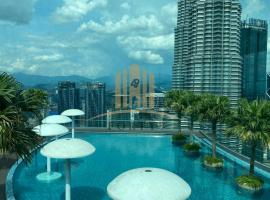 Sky Suites KLCC by Forty9, holiday rental in Kuala Lumpur