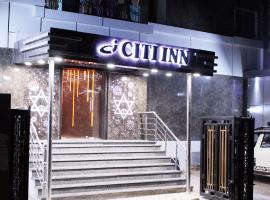 Citi Inn, hotel in Patna