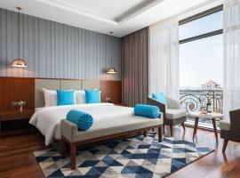 하롱에 위치한 호텔 D'Lecia Ha Long Hotel