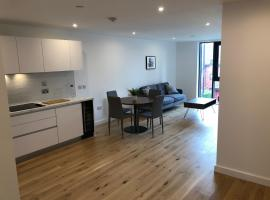 Stylish city centre apartments, apartment in Birmingham