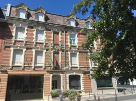 Le Florence, hotel in Saint-Quentin