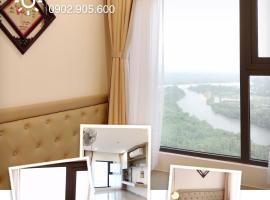 Nguyên căn Studio full nội thất cao cấp Vinhomes Grand Park, hotel in Gò Công