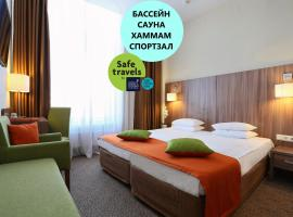 Arena Hotel, golf hotel in Saint Petersburg