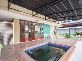OYO 75354 Loyd Garden, hotel in Nakhon Si Thammarat