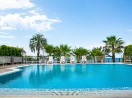 Alex Resort & Spa Hotel, отель в Гагре