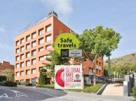 Abba Garden, hotel near Zona Universitària Metro Station, Barcelona