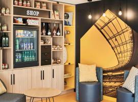 Aparthotel Adagio Access Paris Saint-Denis Pleyel, hotel in Saint-Denis