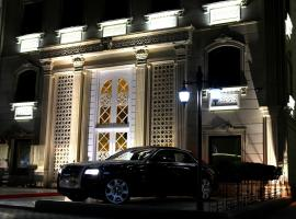 Vego Hotel, hotel in Ganja