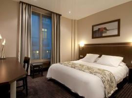 Hotel Choiseul Opera, hotel near Gare Saint-Lazare, Paris