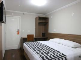 Samba Belo Horizonte, hotel perto de Museu de Inhotim, Belo Horizonte