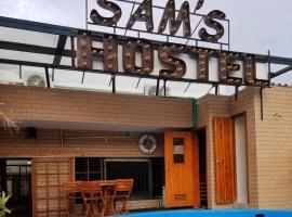 Sam'S VIP Hostel San Gil, hotel en San Gil