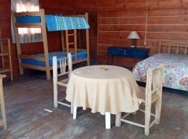 Habitacion rustica, pet-friendly hotel in Cerro Azul