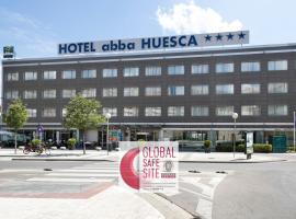 Abba Huesca, hotel in Huesca