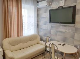 Na Avtozavodskoy 17 корп 1 Apartment, hotel in Moscow