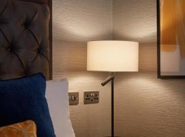 voco Edinburgh - Haymarket, hotel Edinburgh-ben