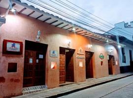 HOTEL BOUTIQUE EL CAMPANARIO, hotel in San Gil