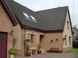 Coralinn Bed & Breakfast, hotel near Stirling Services M9, Stirling