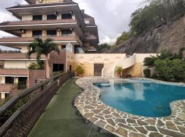 APPARTEMENT COSY VUE MER, apartamento em Punaauia
