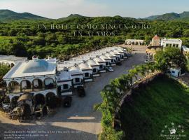 Álamos Bonito Resort, hotel en Álamos