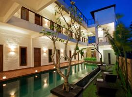 Echoland Bed And Breakfast, hotel in Canggu