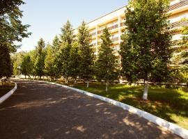 Пансионат Солнечный МЧС России, отель в Звенигороде