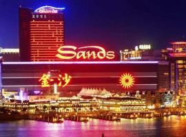 Sands Macao, hotel near Macau International Airport - MFM, Macau