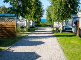 Keja Camping, glamping site in Władysławowo