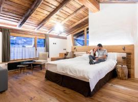 Curt di Clement Eco Mobility Hotel, hotel in Tirano