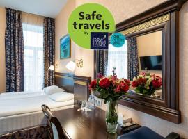 Sapphire Hotel, hotel in Saint Petersburg
