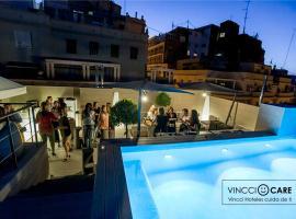 Vincci Mercat, hotel in Valencia