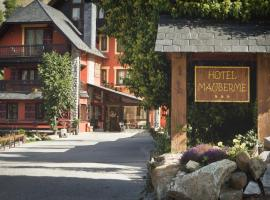 Hotel Mauberme, hotel near Boí Taüll Ski Resort, Salardú