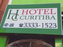 HOTEL CURITIBA, hotel em São Paulo