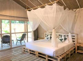 Palm Forest Palolem, luxury tent in Palolem