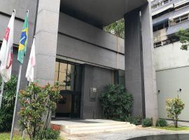 Locking's Savassi IV, apartamento em Belo Horizonte
