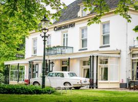 Landgoed Hotel & Restaurant Carelshaven, hotel in Delden