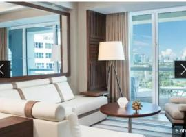 Conrad Fort Lauderdale - unit 1403, serviced apartment in Fort Lauderdale