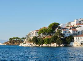 The Water, appartamento a Città di Skiathos