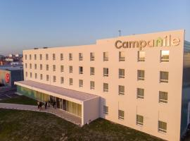 Campanile Caldas da Rainha, hotel in Caldas da Rainha