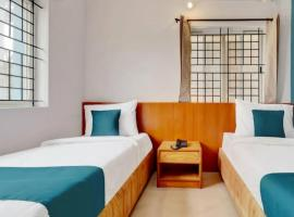 HooLiv Sunshine Homes, hostel in Jaipur