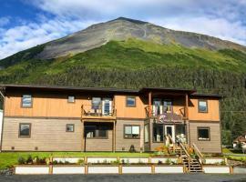 Driftwood Suites - WhiteCap Suite (#2), hotel v destinaci Seward